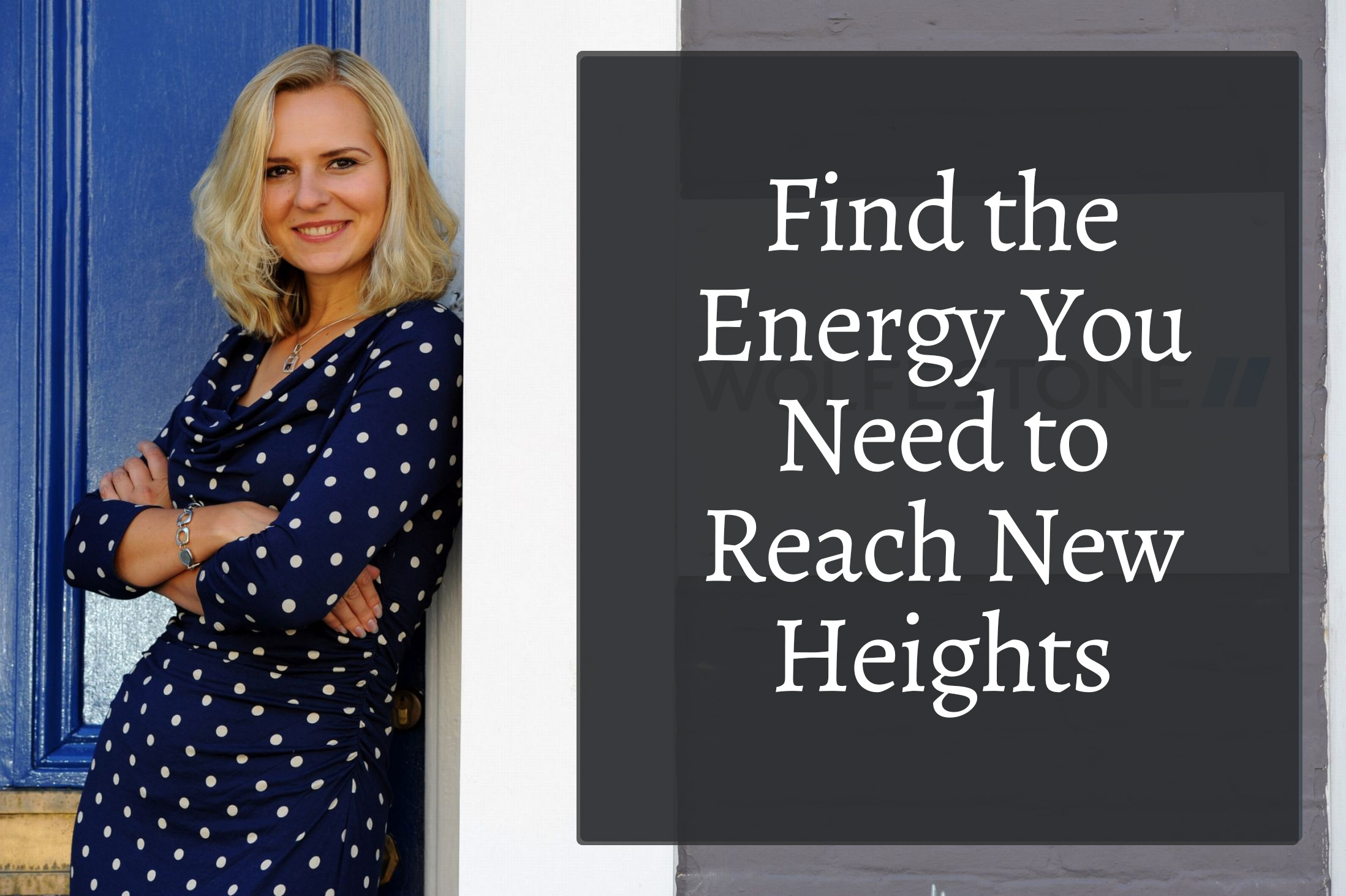 Find the Energy You need to Reach New Heights