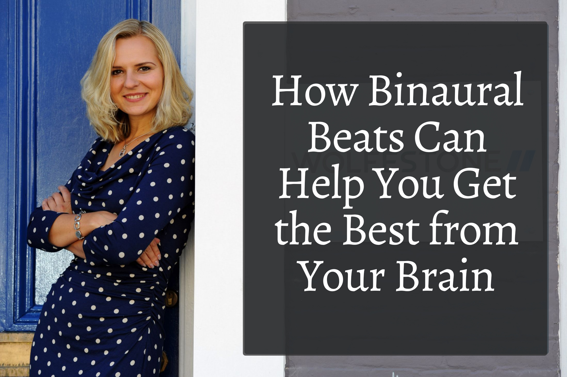 Binaural beats can help you get the best from your brain