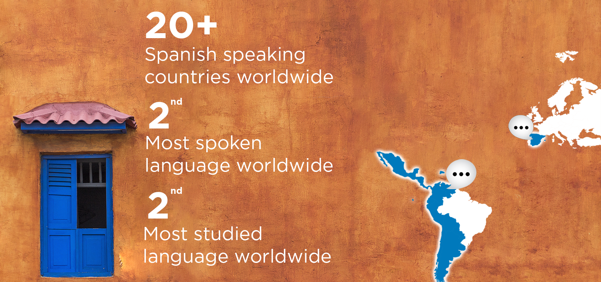 Stats about the Spanish language which highlight the need for Spanish translation services