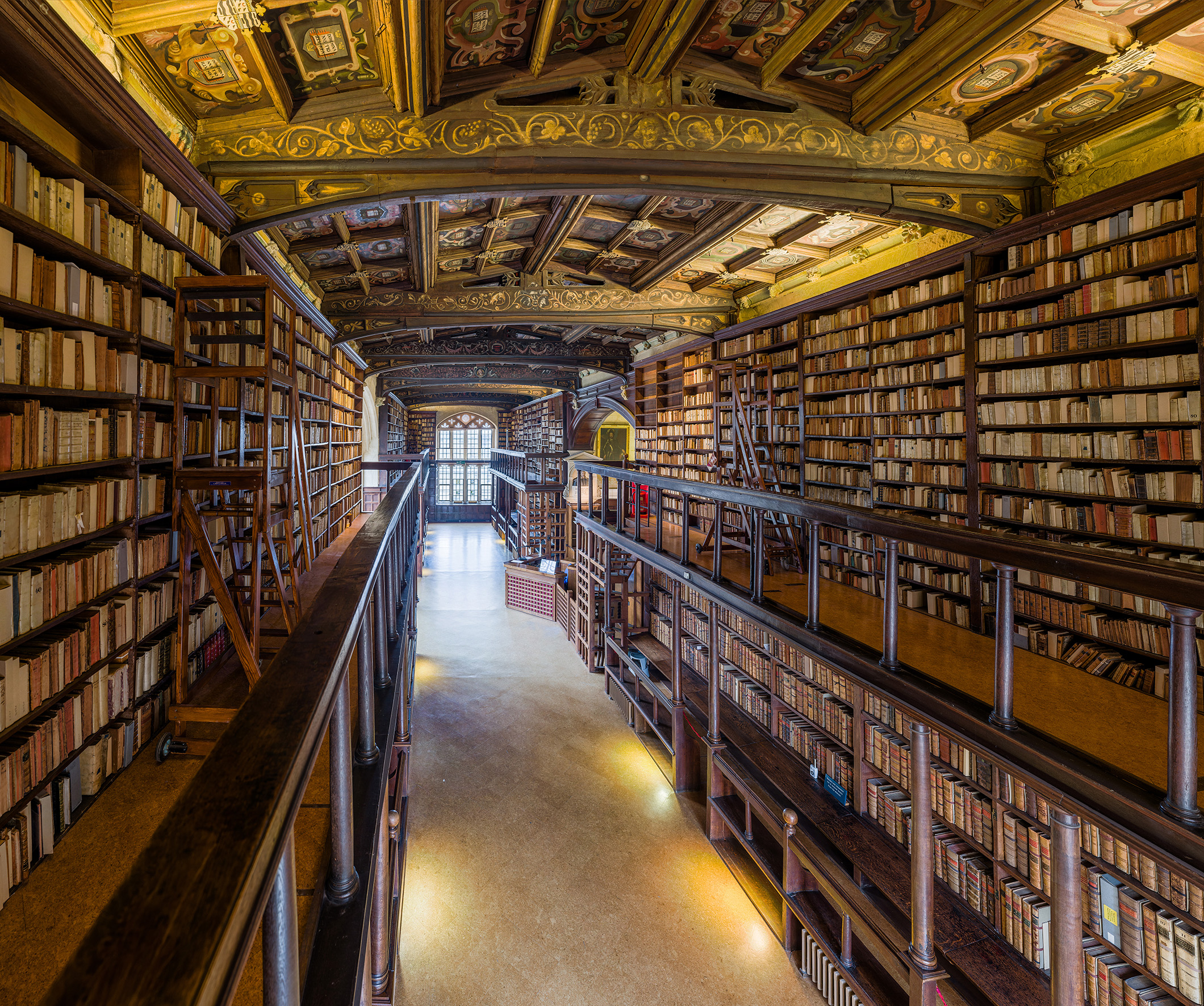 The Bodleian Library of Oxford University, Britain's second biggest library, is hosting Babel: Adventures in Translation