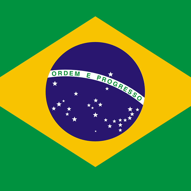 Brazil Flag Featured - Brazilian Market