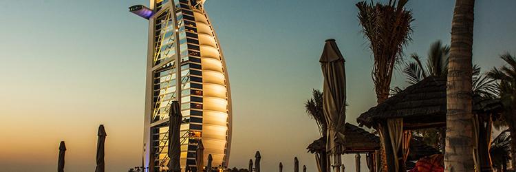 Dubai's Burj al Arab