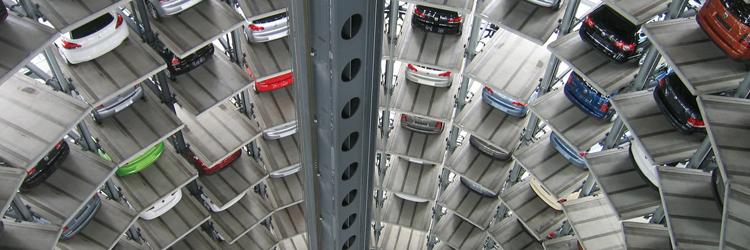 Parking - London