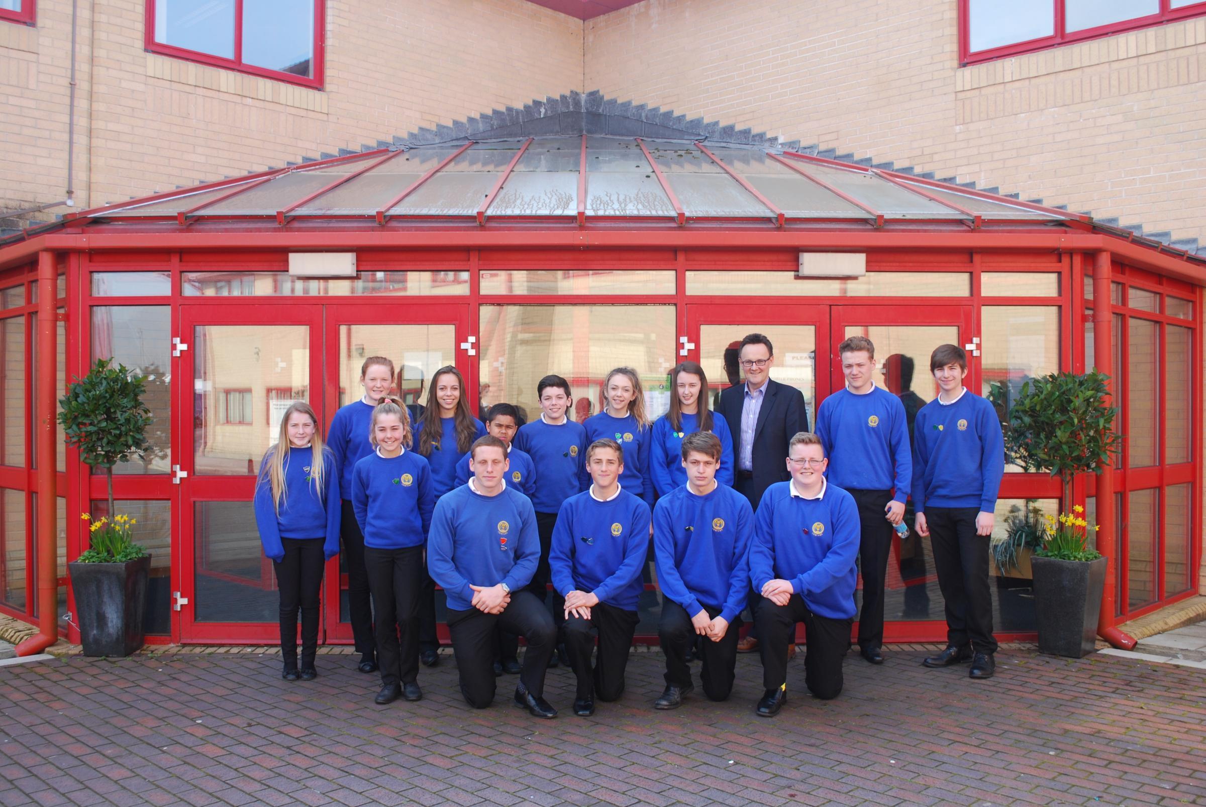 Cwmtawe School