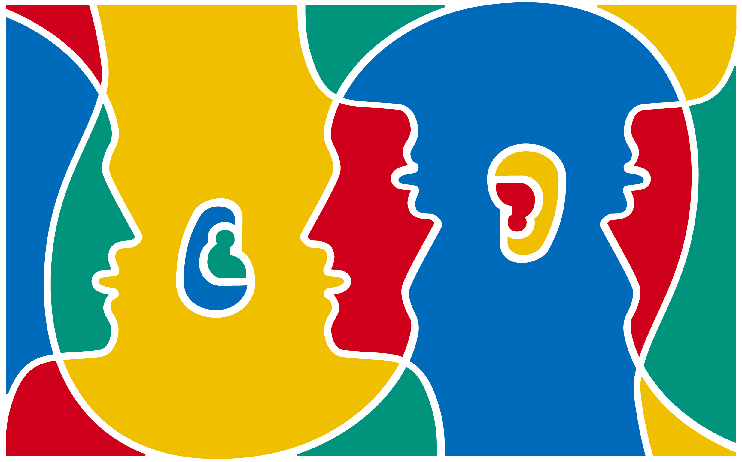 Official  graphic for European Day of Languages