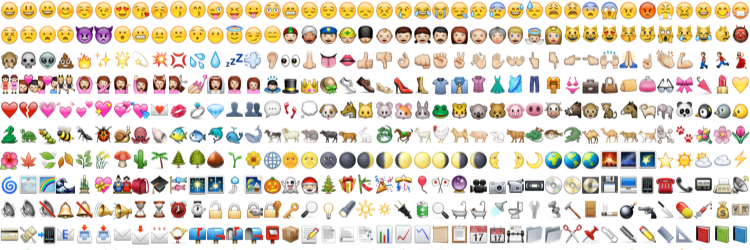Emojis - A New Language
