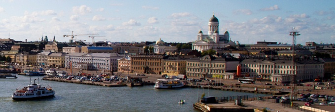 Finnish Translation Services depicted by Helsinki