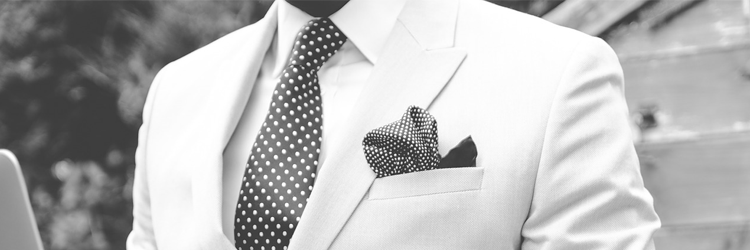 Formal attire to illustrate the importance in the Nigerian Market