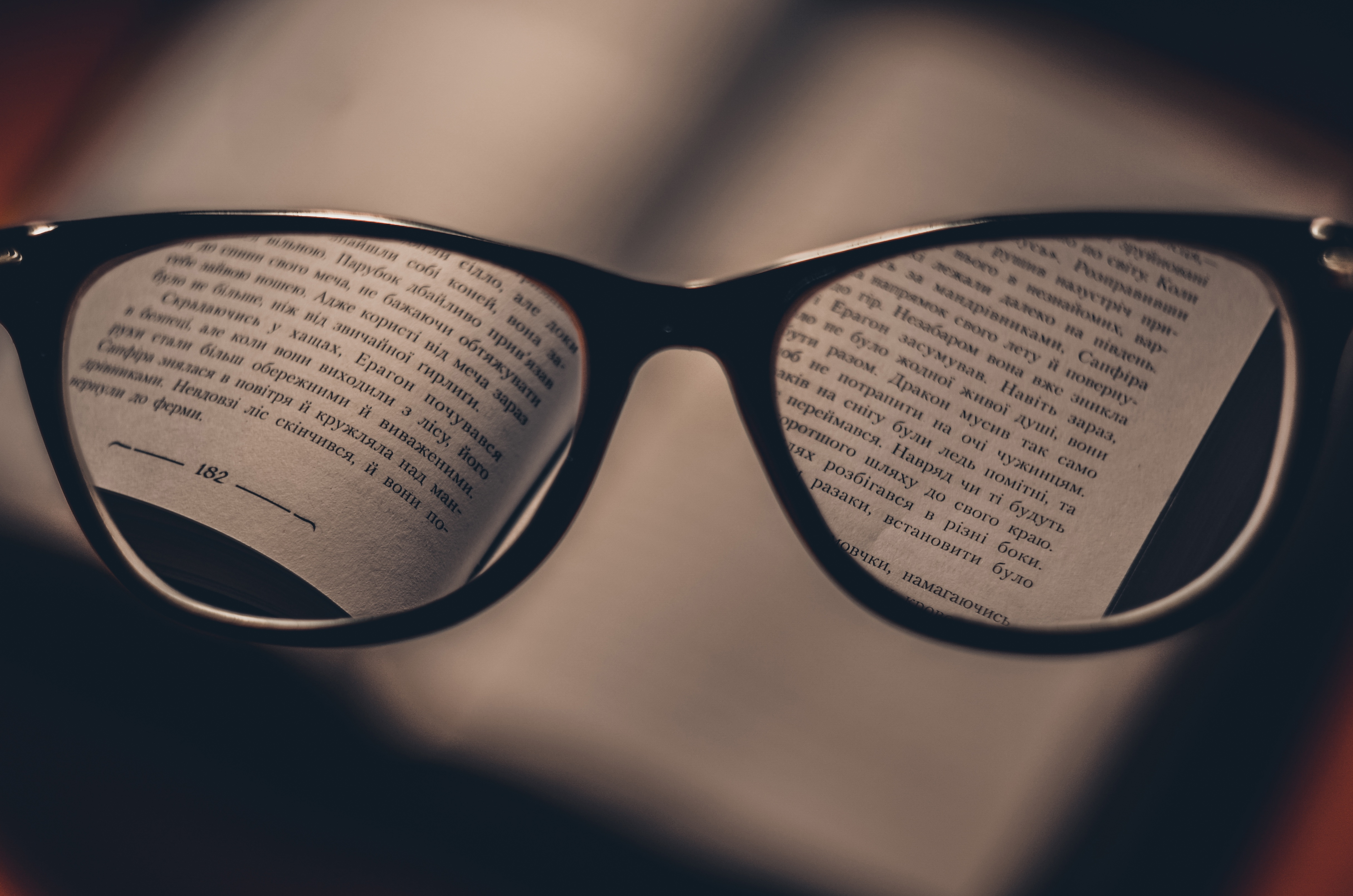 Clarify of multilingual through glasses