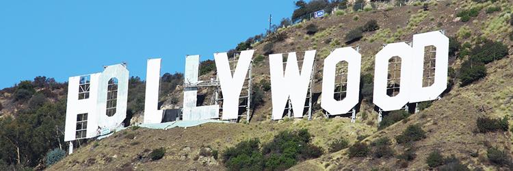 UAE Hollywood Sign