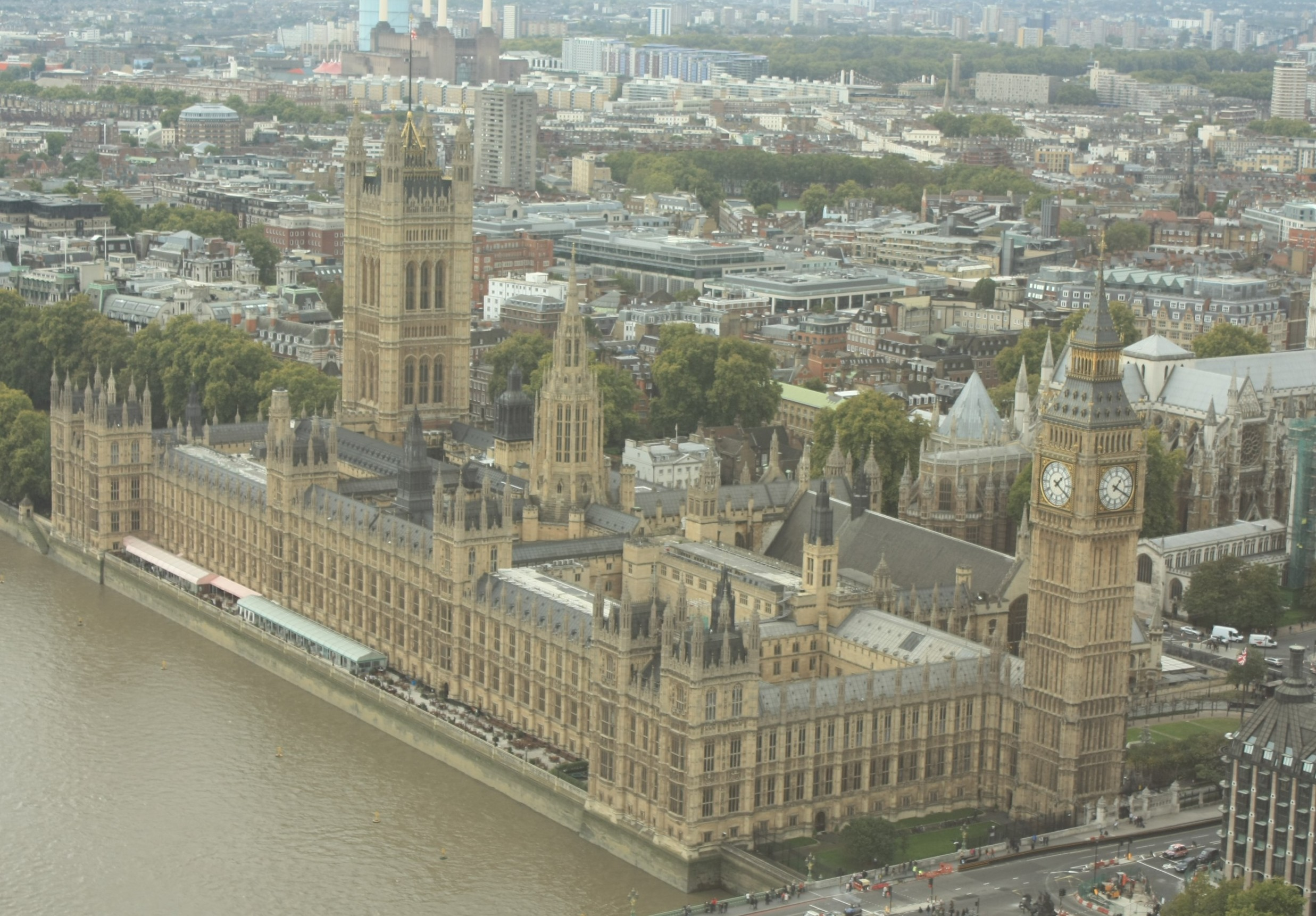 Public sector translation services depicted by the Westminster Buildings