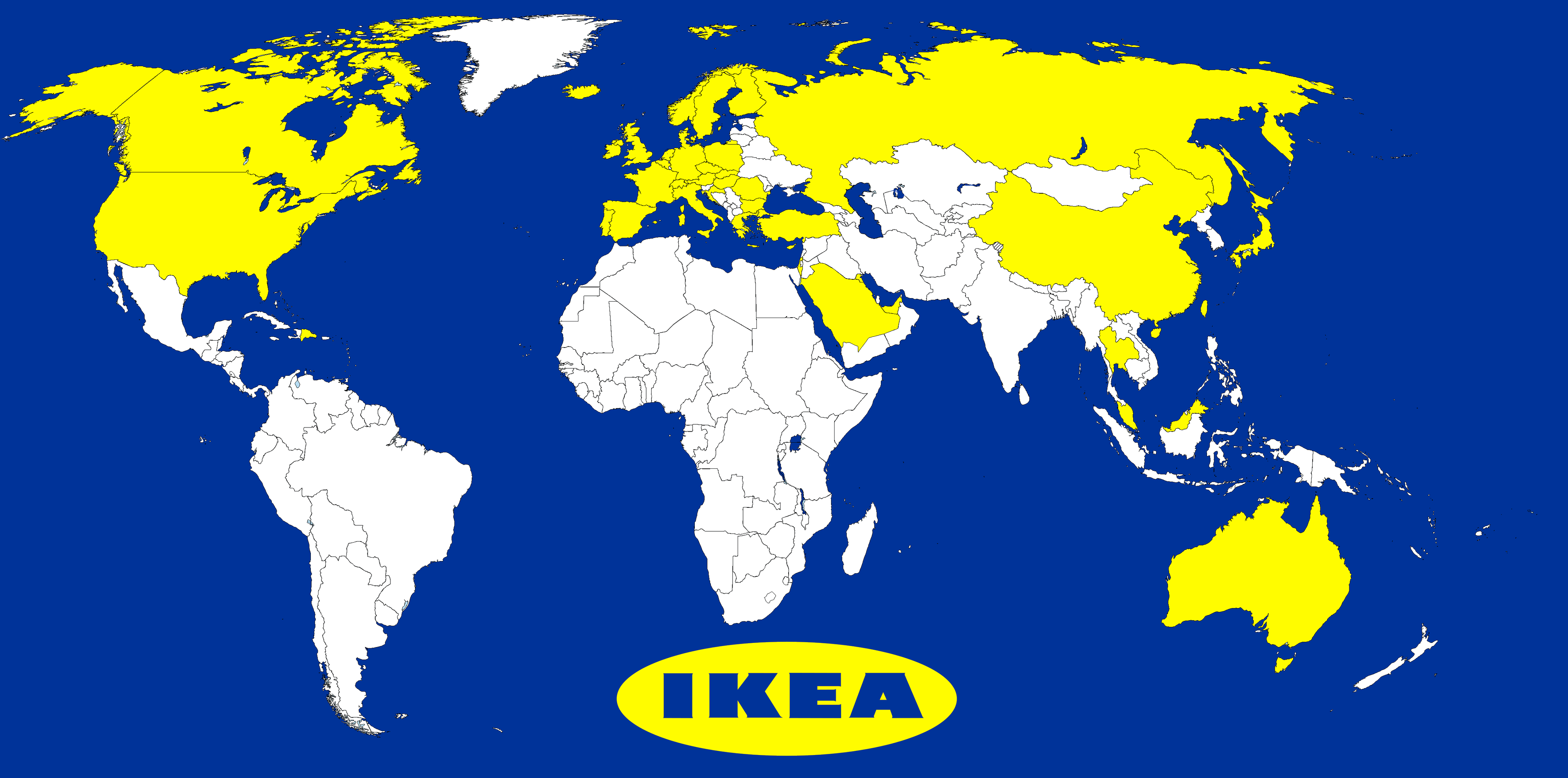 IKEA's localisation methods have been hugely successful all over the world