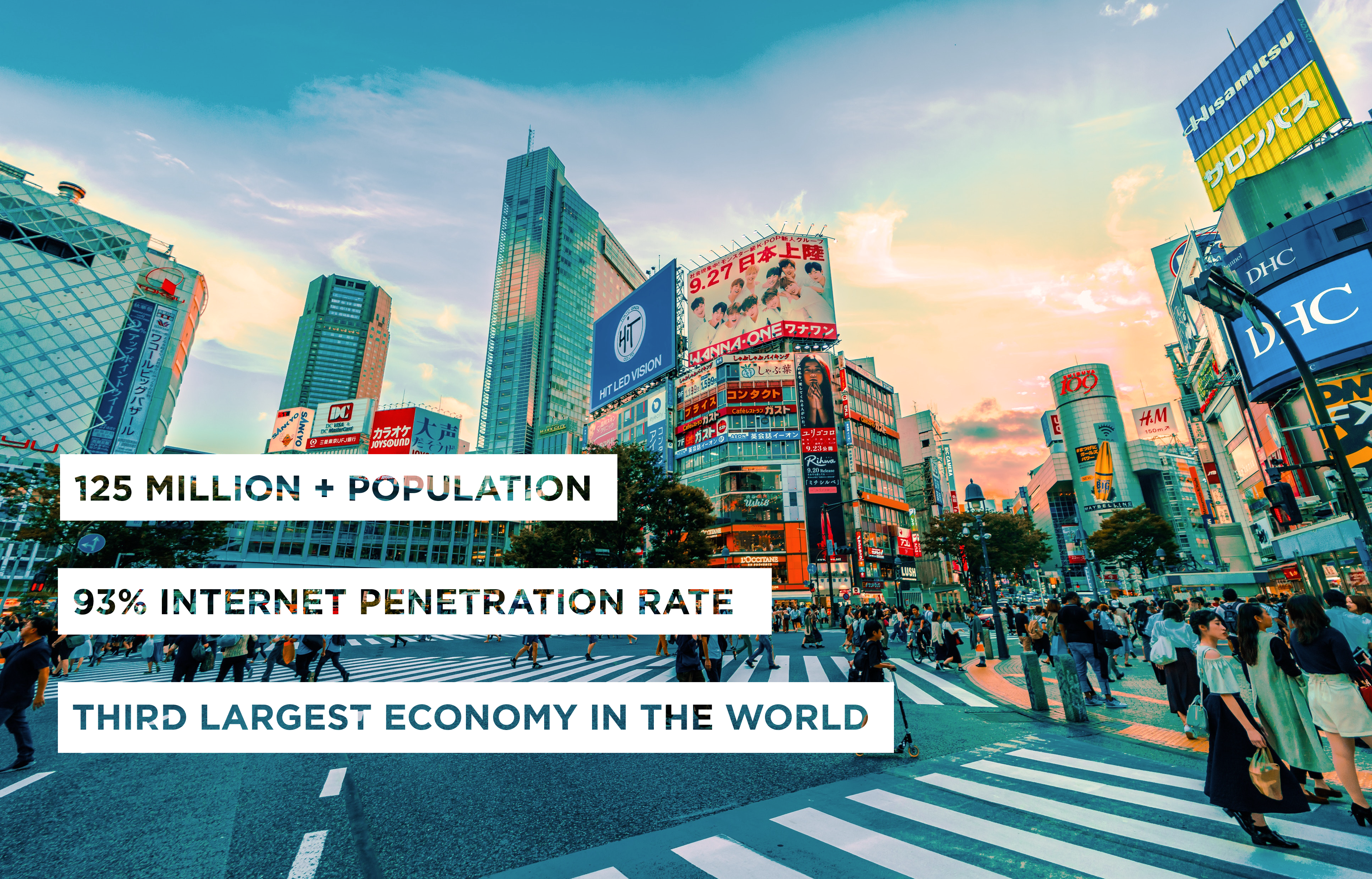 Stats about the Japanese language that highlight the need for Japanese translation services