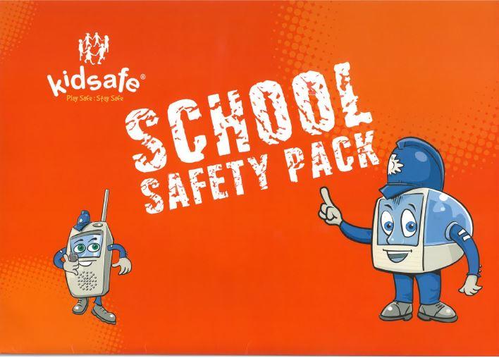 Safety pack for Kidsafe