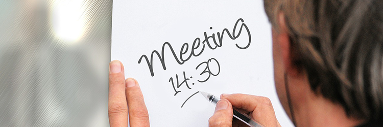 Meeting - Global Business Meeting