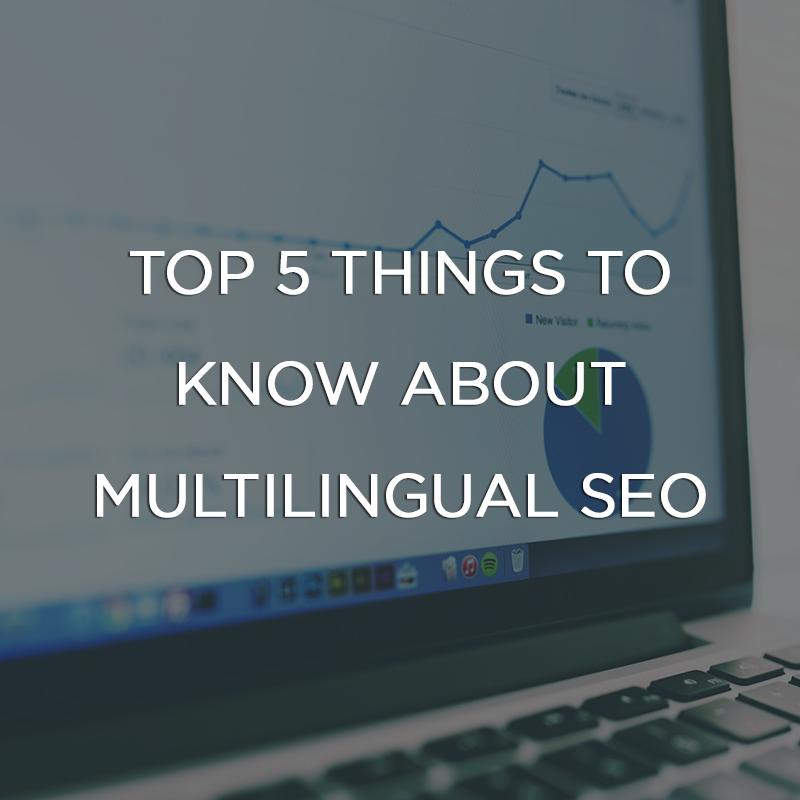 Multilingual SEO Featured