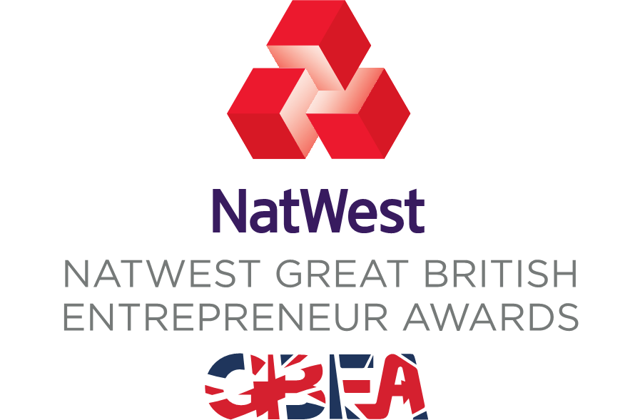 NatWest Great British Entrepreneur Awards Logo