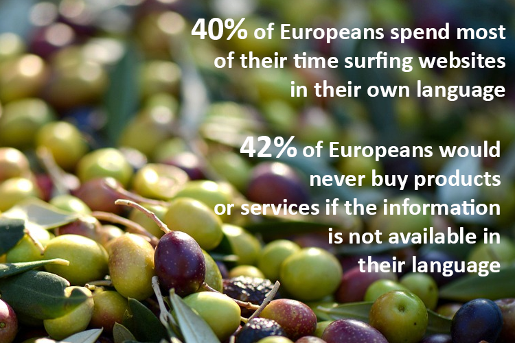 Infographic: Statistics about olive oil export