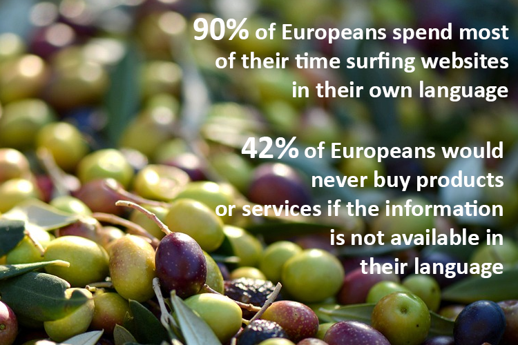 Olive Oil Infographic