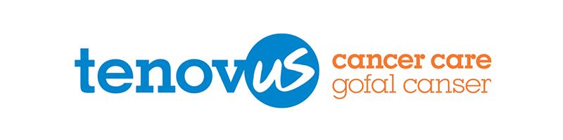 Tenovus Cancer Care logo / Tenvous Gofal Canser logo