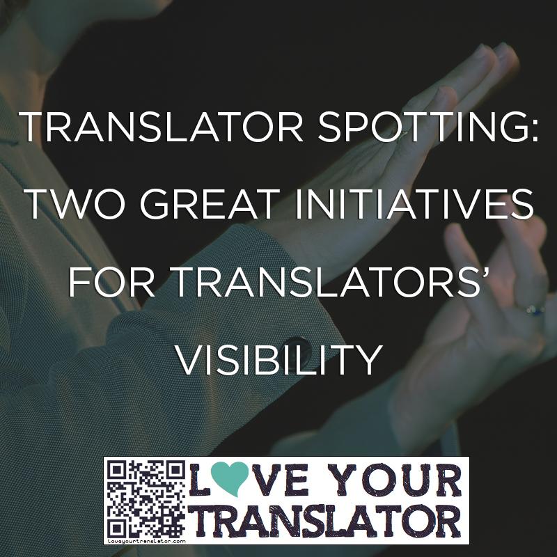 Translator Spotting