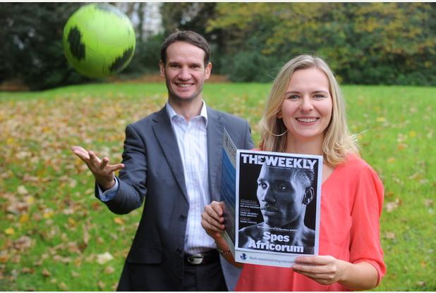 Wolfestone translates Fifa magazine for the Pope