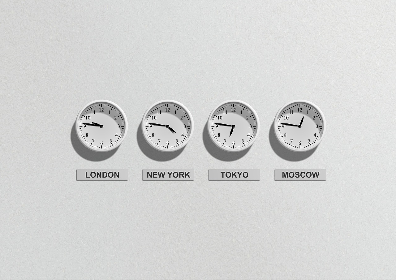 Remember timezones in export