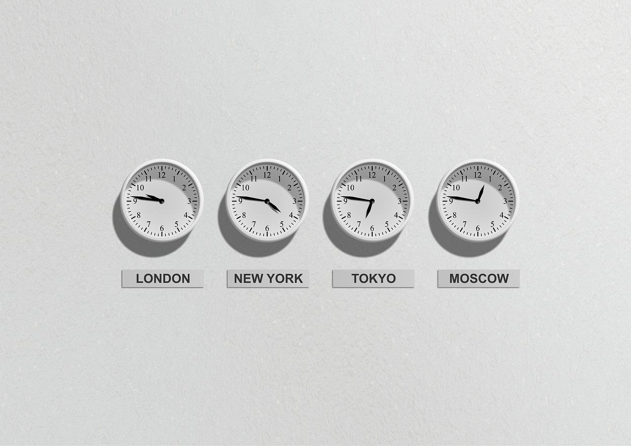 Remember timezones in export