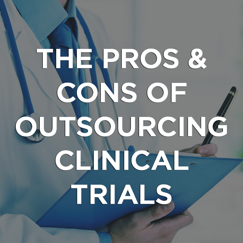 outsourcing clinical trials