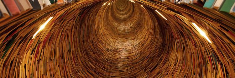 books-tunnel