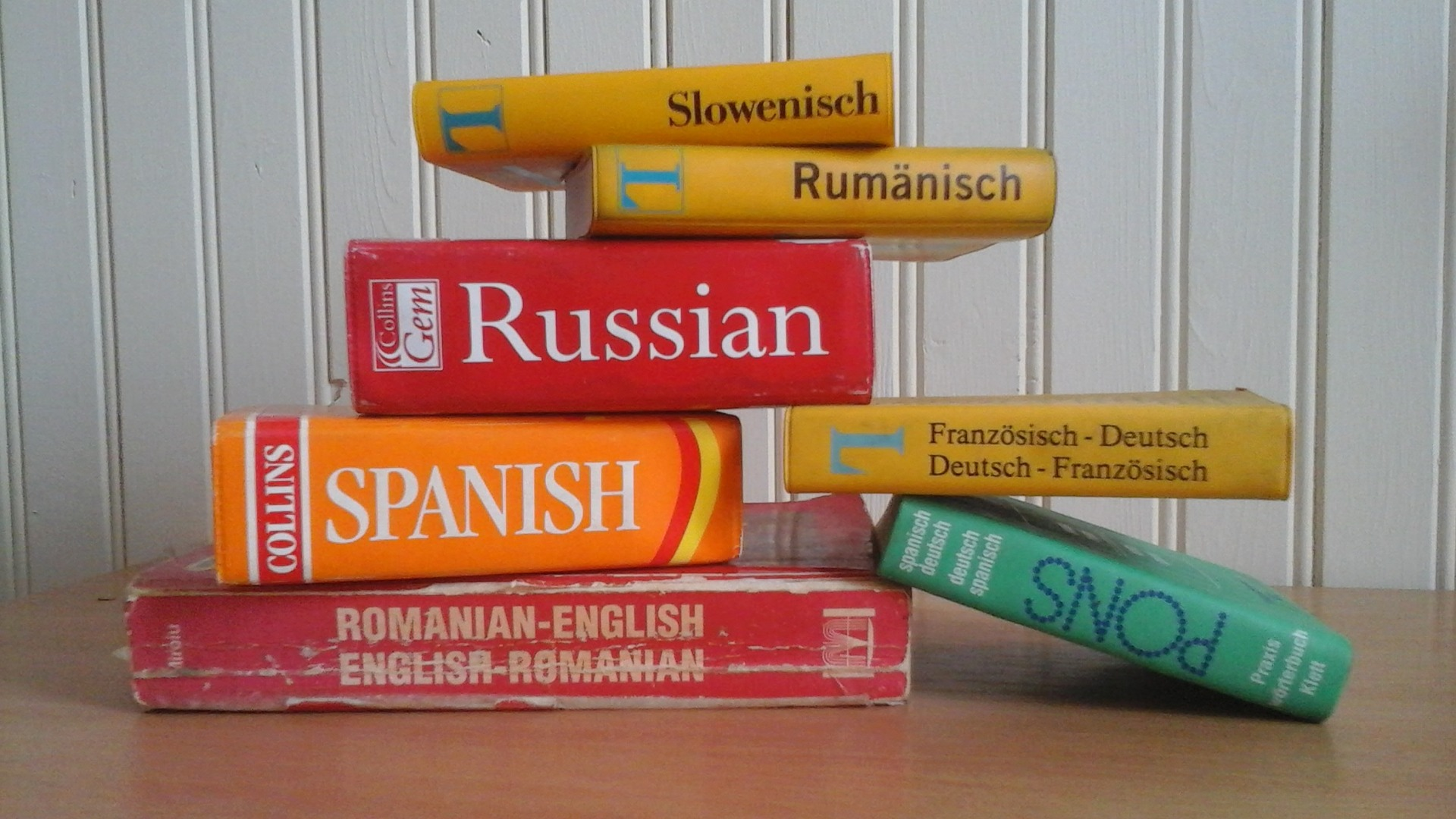 foreign language dictionaries for SEO translation