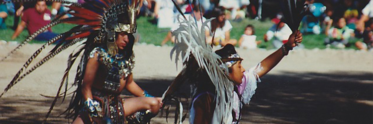 Endangered languages: Native American dance