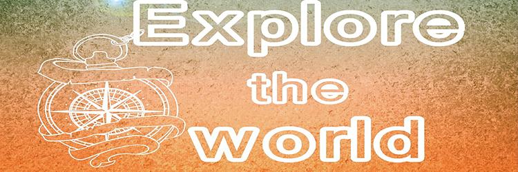explore the world website