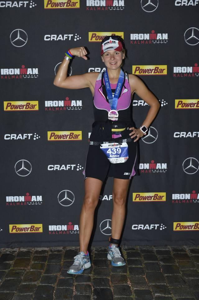 Anna Bastek: Wolfestone's Ironman