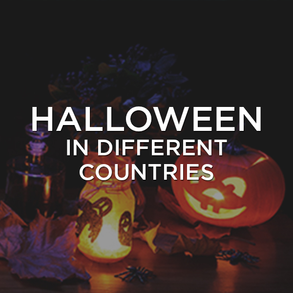 How do people celebrate halloween in different countries for Why do we celebrate halloween in america