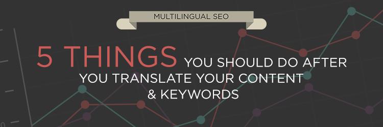 multilingual seo tips