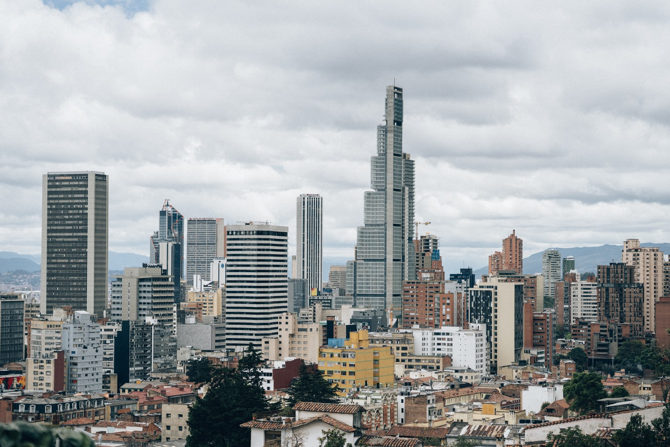 Bogota in Colombia, a potential hot-spot for extending your marketing communications