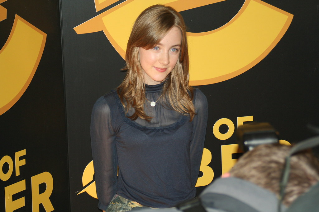 Hollywood actress Saiorse Ronan has a popular Celtic (Irish Gaelic) name