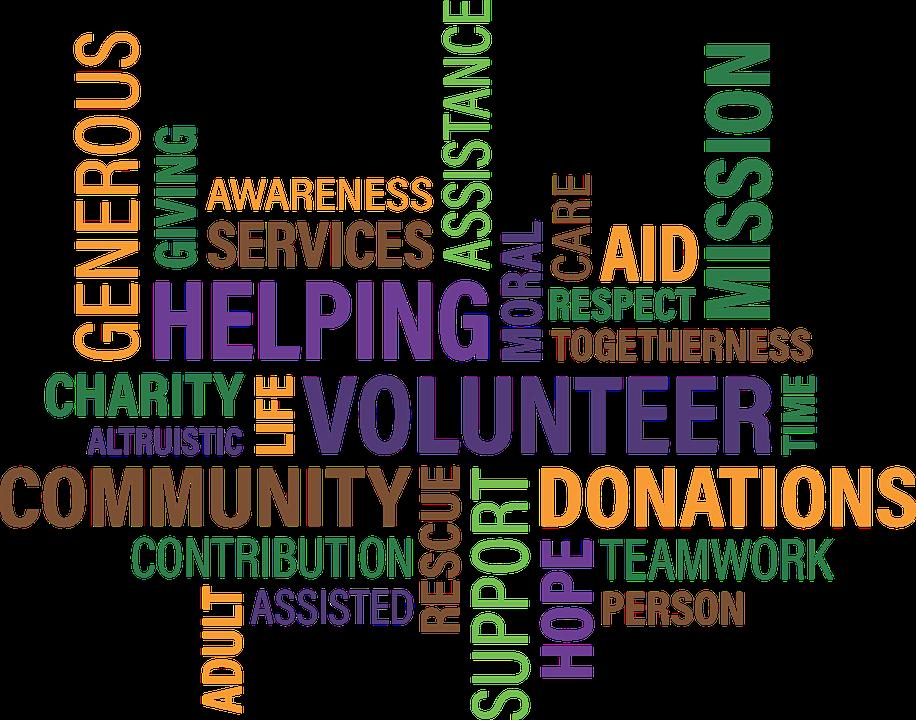 Volunteer Diagram